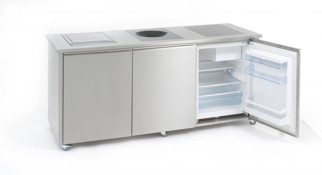 Möbel Für Außenküche : Massgeschneiderte aussenküchen aus edelstahl für sie