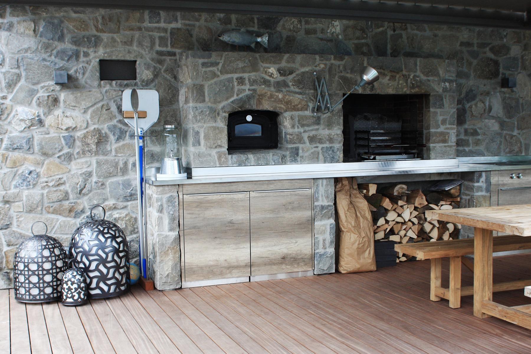 Outdoorküche Garten Edelstahl Schweiz : Massgeschneiderte aussenküchen aus edelstahl für sie